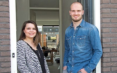 Kopers interview (Bernice van Grunsven, project Facade, Deurne - AM) 400x250