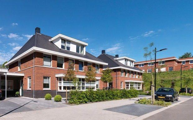 Herstel verkoop duurdere nieuwbouwhuizen bewust nieuwbouw for Verkoop huizen