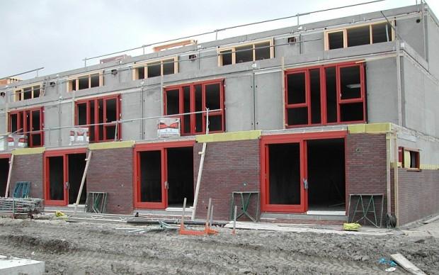 Casco oplevering zelf afbouwen bewust nieuwbouw for Zelf een huis bouwen wat kost dat