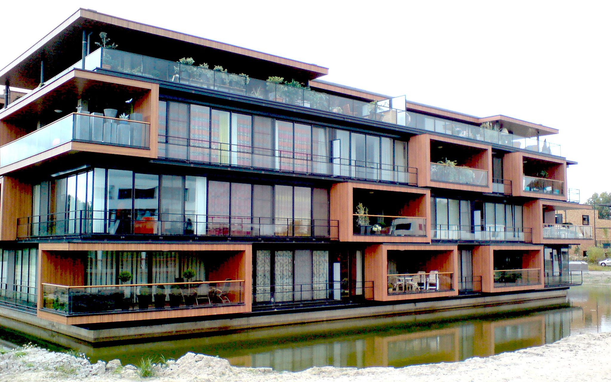 Meer nieuwbouw nodig om prijsexplosie te voorkomen bewust nieuwbouw - Case study small apartment ...